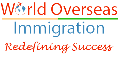 Worldoverseas Immigration Consultant in Delhi